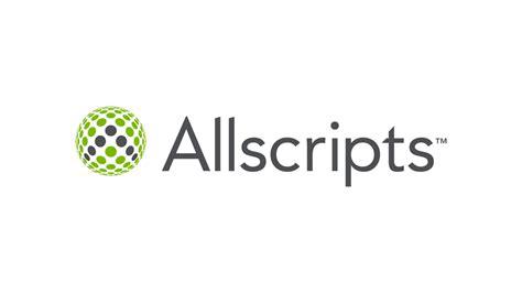 (NASDAQ: MDRX) Allscripts Healthcare Solutions, Inc ...