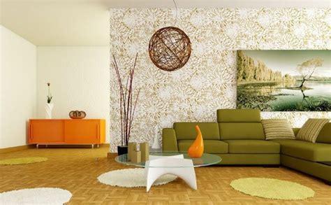 fauteuil de bureau avec appui tete canapé vert dans le salon contemporain et idées déco assortie