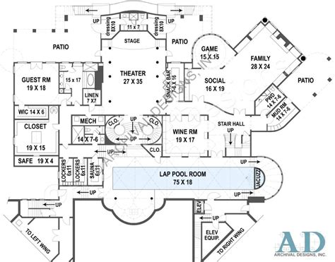 balmoral house plan  selling floor house plan