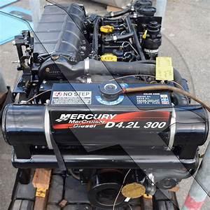 Mercruiser 4 2l 254ci Vm Diesel D