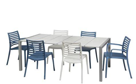 chaise de jardin bleu beautiful salon de jardin couleur bleu photos awesome