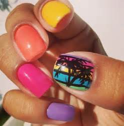 Cool easy summer nail designs ideas for girls