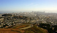 Twin Peaks San Francisco: Amazing Views High Above the SF Bay