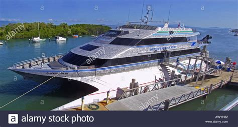 Fast Boat Reef Port Douglas by Australia Tropical North Queensland Port Douglas