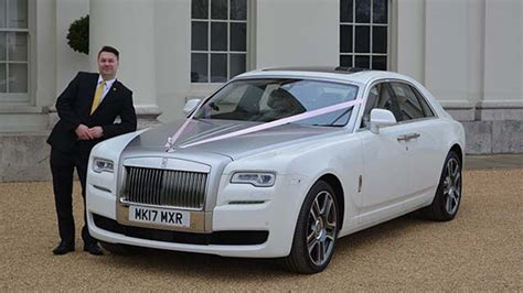 Hire A Rolls-royce Ghost For Your London Wedding From