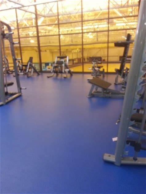 seton shows commitment to its by installing mondo flooring