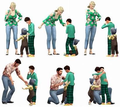 Poses Sims Pose Sim Cc Teleport Needed