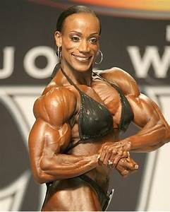 7 Super Jacked Female Bodybuilders Of All Time