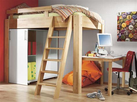 bücherregal mit leiter selber bauen hochbett selber bauen selbst de