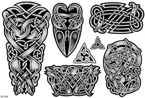 54+ Celtic Knot Tattoo Designs And Ideas