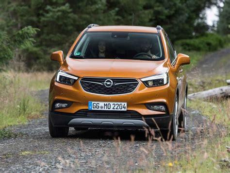 Al Volante Mokka by Opel Mokka X Prime Impressioni Di Guida Primo Contatto