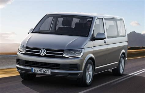 Volkswagen Caravelle 2019 by 2019 Vw Transporter Colors Release Date Redesign Price