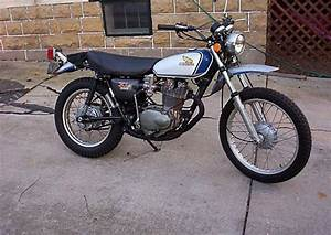 Honda Xl 350   I Used To Have The  U0026 39 73 250 Version Of This