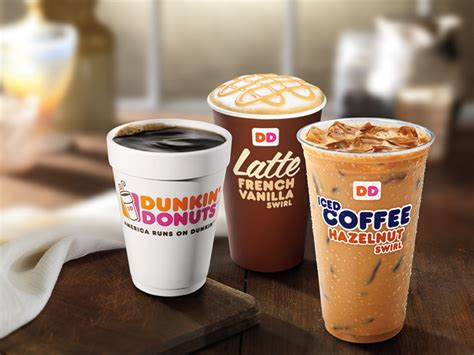 Dunkin' Donuts Celebrates First Anniversary Of Dd Perks Gregorys Coffee Turmeric Latte Commercial Machine 1 Group Types At Dunkin Donuts Images Linkedin Barista Costco Deals