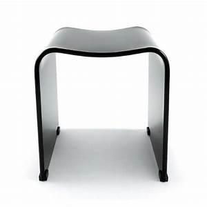Tabouret Douche Bois : tabouret salle de bain design avec des ~ Edinachiropracticcenter.com Idées de Décoration