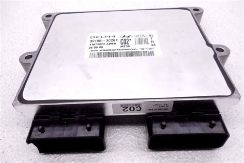 New Oem 2007-2009 Kia Sorento 3.3l Electronic Control Unit