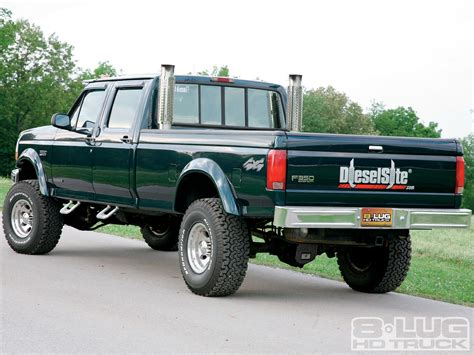 1996 Ford F350  Information And Photos Zombiedrive