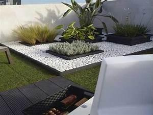 comment amenager un jardin zen deco cool With amenager une terrasse exterieure 16 quelles plantes pour un massif de bord de piscine