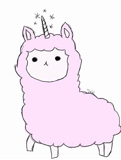 Alpaca Unicorn Senpai Reji Deviantart Favourites