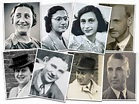 Who were the people who lived with Anne Frank