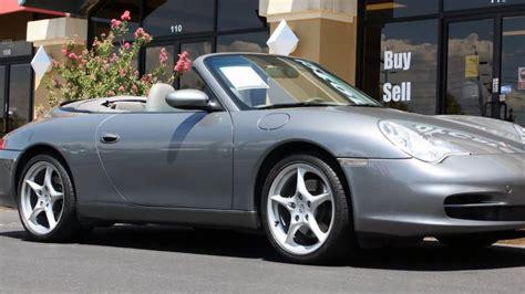 porsche 996 cabrio 2002 porsche 911 996 c2 cabriolet