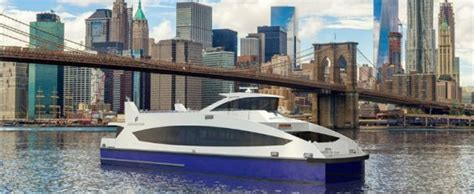 Red Boats Schedule by Astoria Ferry Service To Launch August De Blasio Releases