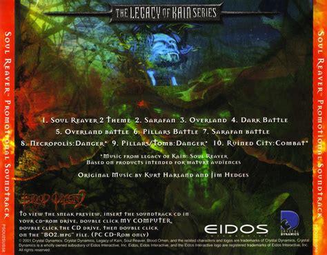 Soul Reaver Promotional Soundtrack. Soundtrack From Soul