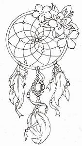 dream catcher template tattoos i like pinterest best With dream catcher tattoo template