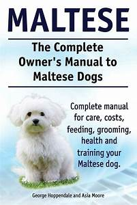 Maltese  The Complete Owners Manual To Maltese Dogs