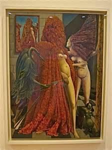 Max Ernst Attirement of the Bride