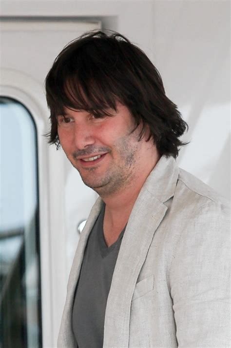 In honor of Keanu Reeves turning 50 today! : funny