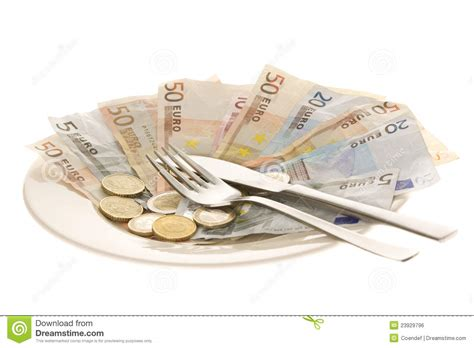 cuisine 2000 euros expensive food royalty free stock image image 23929796