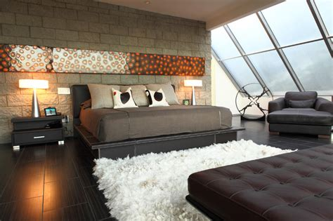 fregolle residence contemporary bedroom los angeles  cantoni