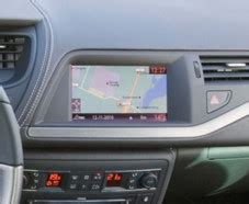 interface video  camera de recul pour autoradio citroen