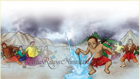 legenda rawa pening cerita rakyat jateng