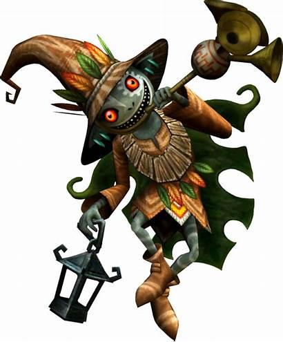 Skull Kid Twilight Princess Hylian Zelda Mask