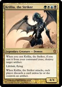 Best Edh Deck Ever by Krillia 171 One General To Rule Them All An Edh Blog