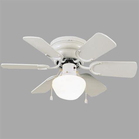 home depot hugger ceiling fans design house atrium 30 in white ceiling hugger fan 152991