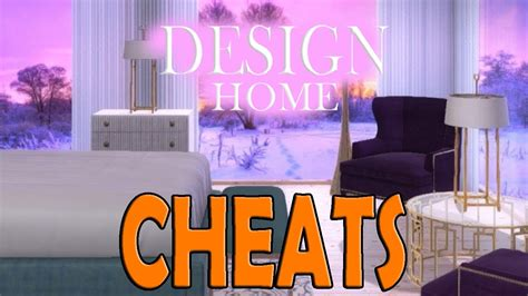 design home cheats  ios android unlimited