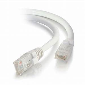1ft Cat5e Universal Boot Ethernet Cable