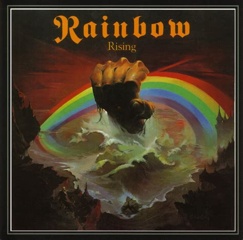 Musicotherapia: Rainbow - Rising (1976)