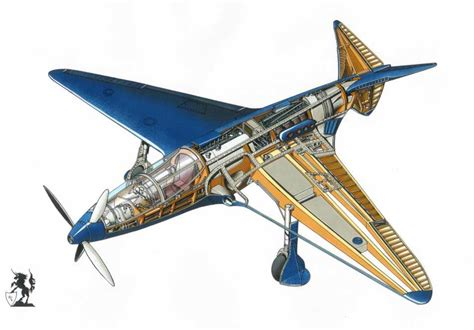 This amazing machine would probably have made aviation history, had the second world war and the arrival of german troops not broken its momentum. Veetess: Bugatti 100P Record Plane par Jaap Horst