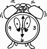 Clock Alarm Coloring Cuckoo Pages Drawing Clipartmag Getcolorings Printable sketch template