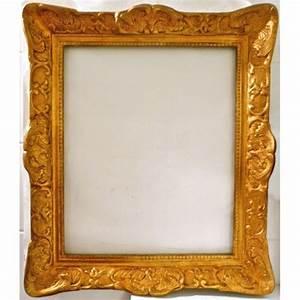 Cadre De Tableau : cadre ancien de tableau en bois dor 8 f achat et vente ~ Dode.kayakingforconservation.com Idées de Décoration