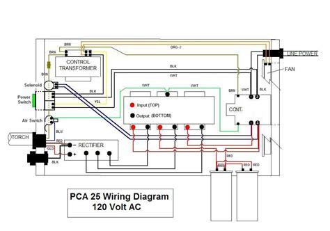 miller welder wiring diagram wiring diagram and schematics