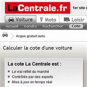 Argus Voiture La Centrale : calcul prix argus voiture gratuit ~ Gottalentnigeria.com Avis de Voitures