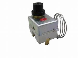 China Unipolar Manual Resetting Thermostat  Ty316