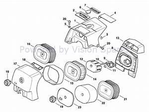 32 Stihl Ms660 Parts Diagram