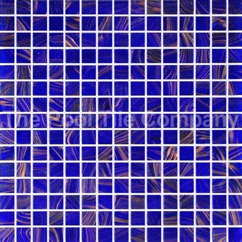glass mosaic tiles gc125 dark blue gold pool tiles glass mosaic tiles