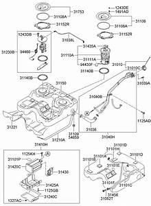 Hyundai Santa Fe Sensor